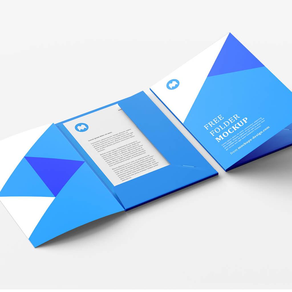 Personalized Folder